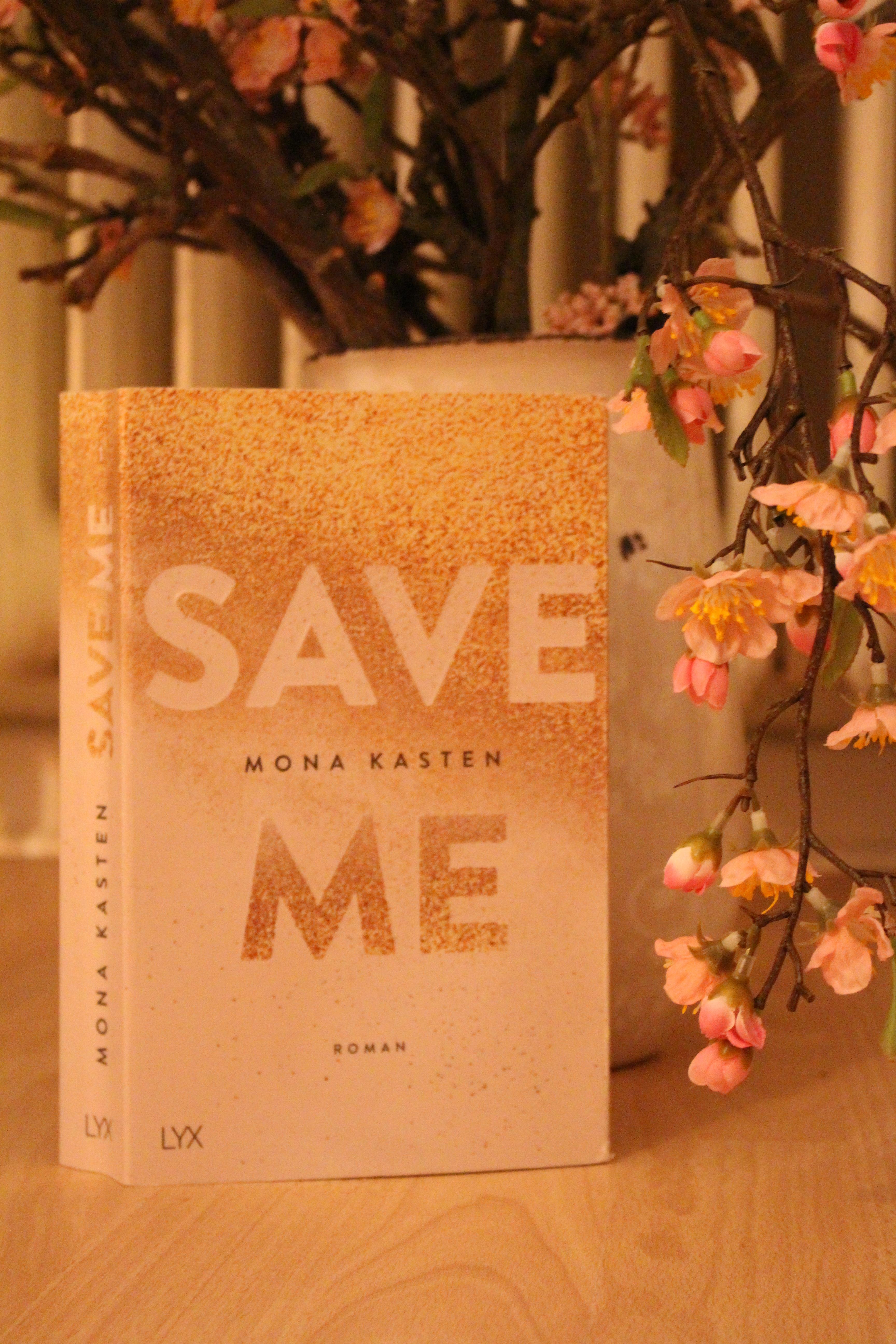 Save Me Mona Kasten Buch